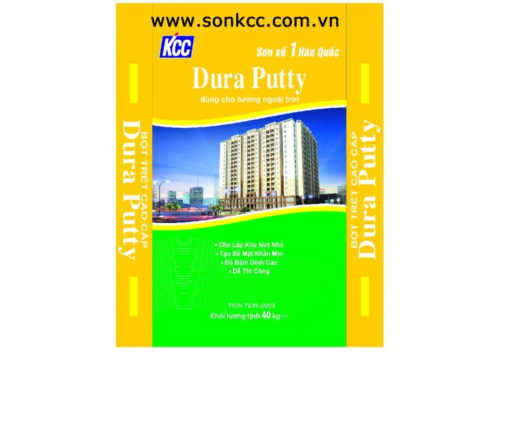 Dura Putty - Bột trét cao cấp 40kg